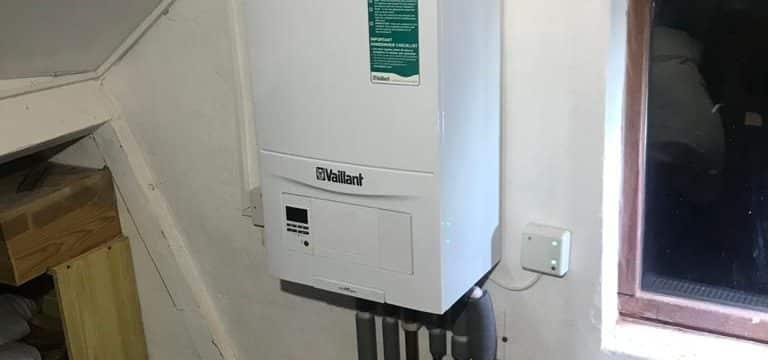 Pristine Plumbers - New Boiler Twickenham