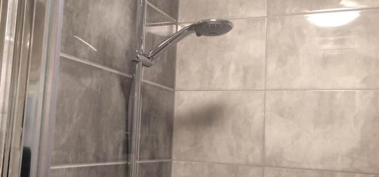 Pristine Plumbers - New Shower Installation