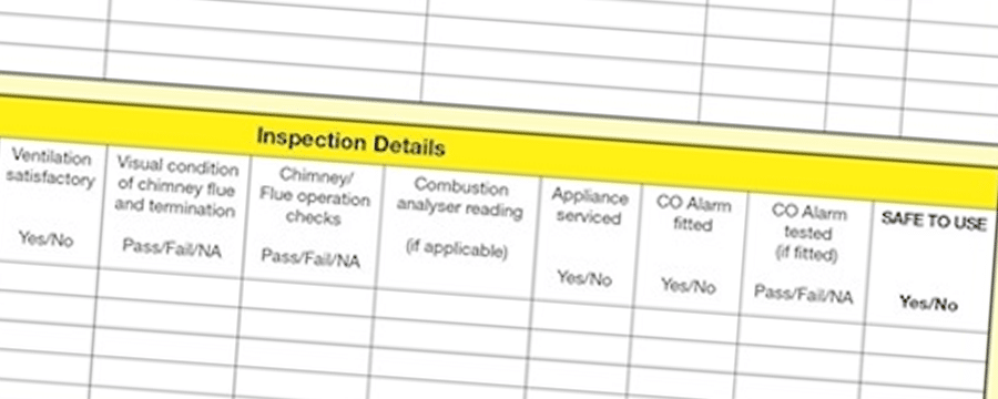 Pristine Plumbers Twickenham - Gas Safety Certificate